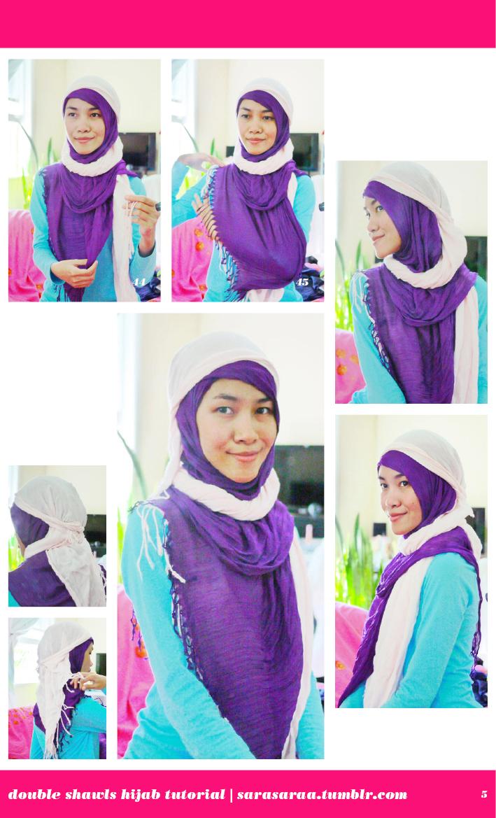 Hijabers Tutorial Sakinah Hijab